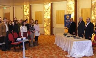 CECCAR Constanța: Ceremonia de depunere a jurământului de către noii membri ai filialei