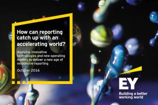 Studiu EY: Directorii financiari sunt preocupați de impactul datelor asupra raportărilor