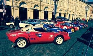Participare românească la Rallye Monte-Carlo Historique