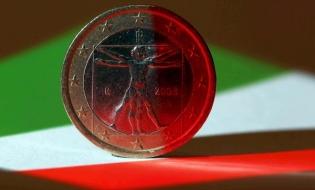 Italia, singura țară din zona euro al cărei PIB pe locuitor a scăzut după adoptarea monedei unice