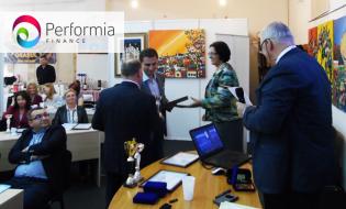 """Performia Finance – Premiul """"Firme de top ale anului 2016"""" în Topul local al celor mai bune societăți membre CECCAR, filiala Cluj"""