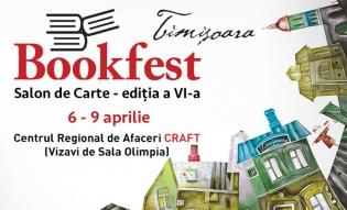 Bookfest Timișoara, la cea de-a VI-a ediție