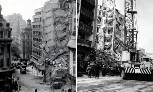 Expoziția Mărturii fotografice ale cutremurului din 4 martie 1977, la Palatul Suțu