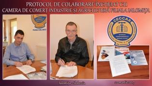 CECCAR Ialomița și Camera de Comerț, Industrie și Agricultură au semnat un protocol de colaborare