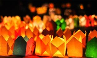 O nouă ediție a Festivalului Luminii, la București