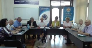 CECCAR Prahova a semnat un protocol de colaborare cu Asociația de Arbitraj Instituționalizat