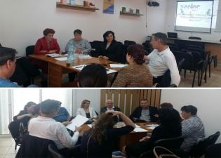 CECCAR Teleorman: Întâlnire de lucru cu AJFP