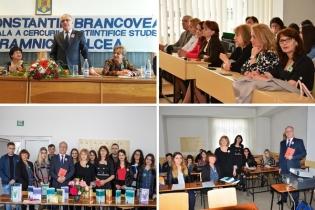 CECCAR Vâlcea a premiat studenți ai Facultății de Management, Marketing în Afaceri Economice – Râmnicu Vâlcea