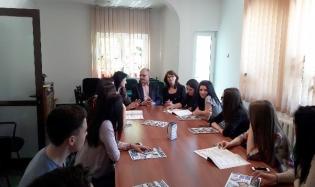 CECCAR Vâlcea: Vizită de studiu a unor elevi din învățământul cu profil economic