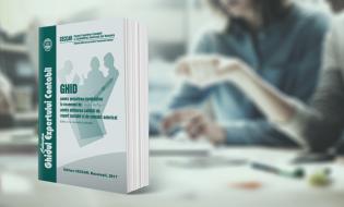 Ediția 2017 a Ghidului pentru pregătirea candidaților la examenul de aptitudini pentru obținerea calității de expert contabil și de contabil autorizat, disponibilă la filialele CECCAR