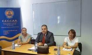 CECCAR Gorj: Dezbateri privind Codul muncii
