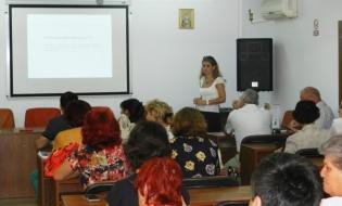 CECCAR Tulcea: Seminar cu specialiști ai AJFP