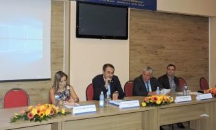 """CECCAR Arad: Simpozionul """"Pavel Ciuce"""" – Adaptabilitate, divergențe și perspective în contabilitatea și fiscalitatea contemporană"""