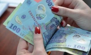 Câștigul salarial mediu nominal net, 2.376 lei în septembrie