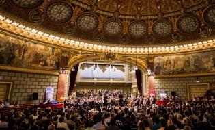 150 de ani de existență a Filarmonicii din București. Marea artă muzicală, sinteză a naționalului cu universalul