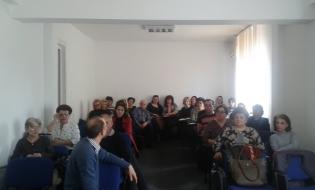 CECCAR Mehedinți: Reprezentanții AJFP, în dialog cu membrii