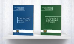 Noi publicații pentru stagiarii CECCAR: Contabilitate și raportare financiară și Contabilitate managerială