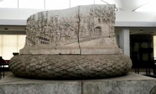 Gravura Columnei lui Traian îmbogățește zestrea Muzeului Național de Istorie