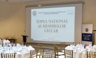 Topul național al membrilor CECCAR – 2018