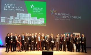 România va găzdui anul viitor Forumul European al Roboticii, cel mai mare eveniment de profil de pe continent