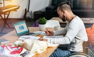 Spor de 15% la salariul de bază pentru toate persoanele cu grad de handicap grav sau accentuat