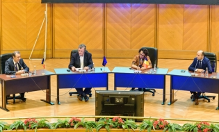 Panelul internațional Fiscalitatea în economia digitală