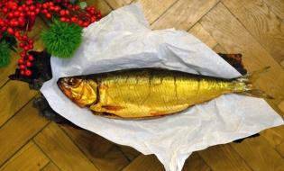 Scrumbia de Dunăre afumată, al cincilea produs românesc recunoscut și protejat în UE