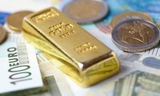 Rezervele internaționale ale României (valute plus aur) – 36,800 miliarde euro, la 31 decembrie 2018