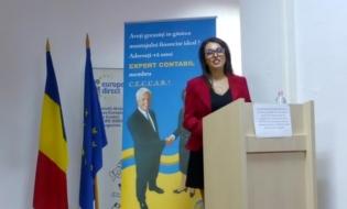 Interviu cu Cristina-Elena Poenaru, vicepreședinte al Consiliului Filialei CECCAR Dâmbovița