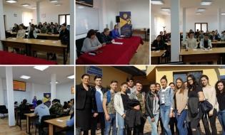 CECCAR Buzău: Orientarea tinerilor spre o carieră în domeniul financiar-contabil. Elevii Colegiului Economic din Buzău, în vizită la filială