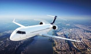Eurostat: Una din șase călătorii ale europenilor a fost efectuată cu avionul, în 2017