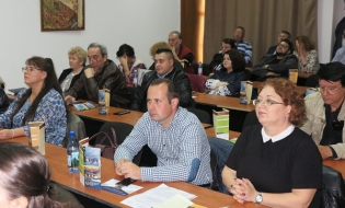 Președintele CECCAR Filiala București, la Simpozionul tematic 20 de ani de deblocare a economiei românești prin sistemul de compensare datorii și creanțe ale agenților economici