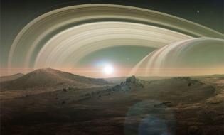 NASA caută forme de viață pe Titan, satelitul lui Saturn