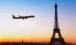 Franţa introduce taxă ecologică pentru biletele de avion