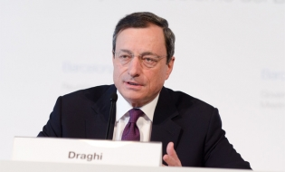 Mario Draghi, președintele Băncii Centrale Europene: Perspectivele economiei mondiale se înrăutățesc tot mai mult