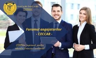 Forumul angajatorilor – CECCAR – o nouă structură ce vizează dezvoltarea educației de calitate