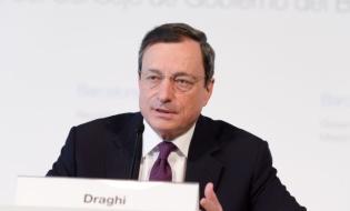 Mario Draghi cere majorarea cheltuielilor guvernamentale pentru a stimula creşterea economică