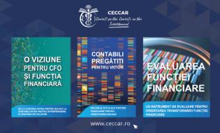Seria Pregătit pentru viitor, lansată de IFAC pentru a trata modificarea rolurilor contabililor angajați, disponibilă acum în limba română