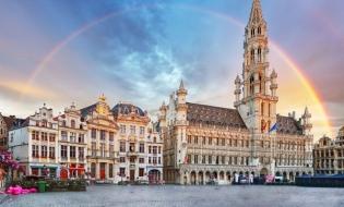 Eurostat: Bruxelles-ul este capitala cu populaţia cea mai tânără din UE