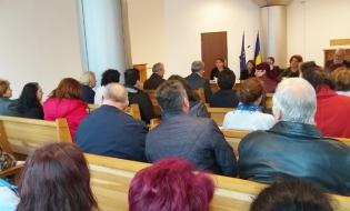 CECCAR Neamț: Întâlnirea anuală a membrilor GEJ cu beneficiarii expertizelor contabile judiciare