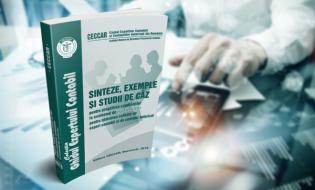 CECCAR a publicat lucrarea Sinteze, exemple și studii de caz pentru pregătirea candidaților la examenul de aptitudini pentru obținerea calității de expert contabil și de contabil autorizat
