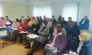 CECCAR Maramureș: Dezbateri profesionale cu reprezentanți ai Administrației Județene a Finanțelor Publice