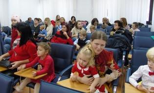 CECCAR Satu Mare: Un zâmbet, cel mai frumos cadou
