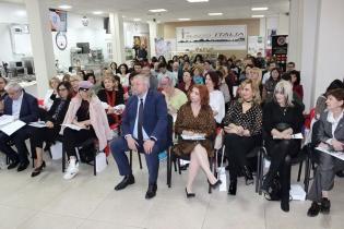 Demonstrații culinare și prezentări dedicate unui stil de viață sănătos, cu prilejul evenimentului SĂNĂTOS – SMART – SUSTENABIL