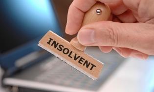 ONRC: Numărul insolvenţelor a scăzut cu 37,94%, în primele cinci luni