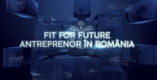 Prima ediție a emisiunii Fit for Future – Antreprenor în România, pe CECCAR TV