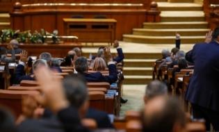 Parlamentul va trimite la promulgare legea pentru aprobarea OUG nr. 132/2020