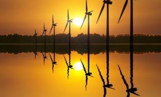 Danemarca a dat undă verde construirii unei insule artificiale care să găzduiască turbine eoliene