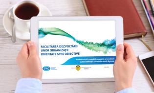 Documentul Facilitarea dezvoltării unor organizații orientate spre obiective, publicat de IFAC, tradus de CECCAR în limba română