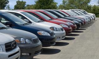 DRPCIV: Înmatriculările de autoturisme noi au crescut cu 25,44% în primele patru luni